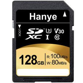 SDXC 128GB 超高速R:100MB/s W:80MB...