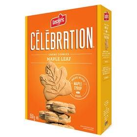 【4箱】セレブレーション メープルクッキー 350g レクラ...