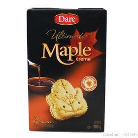 【12箱】デア(Dare) メープルリーフ クッキー 18枚...