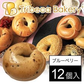 [12個入]【東京】ハードブルーベリーベーグル