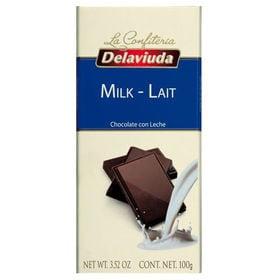 【14個】デラビューダ ミルクチョコレート 100g
