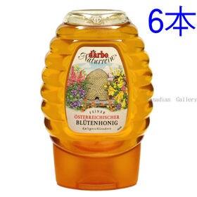 【6本】ダルボ フラワーハニー(草原の花の蜂蜜) 300g