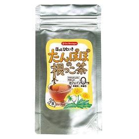 【8三角ティーバッグ×3個】たんぽぽの根っこ茶