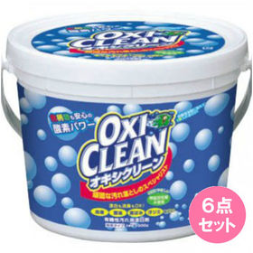 オキシクリーン1500G × 6点