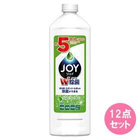 除菌ジョイコンパクト 緑茶の香り 特大 × 12点