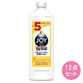 除菌ジョイコンパクト スパークリングレモンの香り 特大 × ...