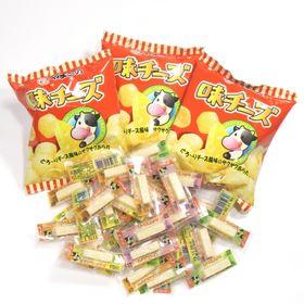 【51個入】Wチーズセット〈味チーズxチーズおやつ〉