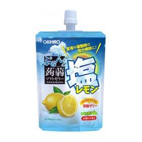 【5個セット】ぷるんと蒟蒻ゼリー(塩レモン)