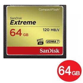 サンディスク CFカード 64GB SDCFXSB-064G...