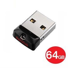 USB2.0フラッシュメモリ 64GB SDCZ33-064...