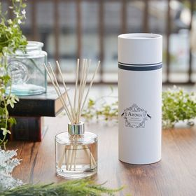 【Rose】アロマリードディフューザー WH 2個セット | アロマの香りに包まれる贅沢空間を演出します。