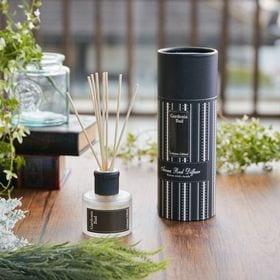 【2個セット】【Gardenia Bud】アロマリードディフューザー BK | アロマの香りに包まれる贅沢空間を演出します。