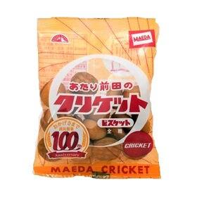 【10個】前田製菓 前田のクリケット