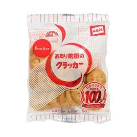 【10個】前田製菓 前田のクラッカー