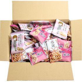 ヤスイフーズ小袋ミニ菓子セットA (3種・計110コ)