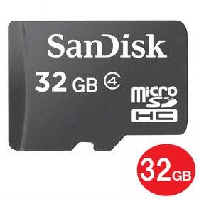 サンディスク microSDHCカード 32GB Class...