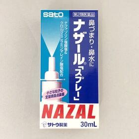 ナザール「スプレー」(ポンプ) 30mL 点鼻薬 (第2類医...