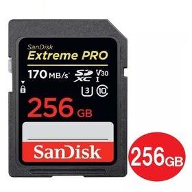 サンディスク SDXCカード 256GB SDSDXXY-2...