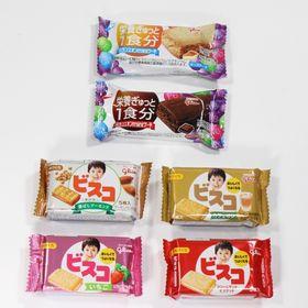 【6種・計16コ】グリコ栄養機能お菓子セット F