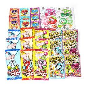 【10種・計30コ】駄菓子・清涼菓子セット