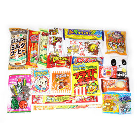 【20種・計20コ】やおきん・菓道 人気の駄菓子20種類セッ...