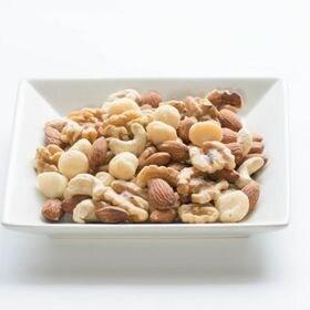 【4種 500g】ミックスナッツ 無塩 無添加