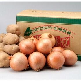 【計5kg】北海道産きたあかり&玉ねぎセット