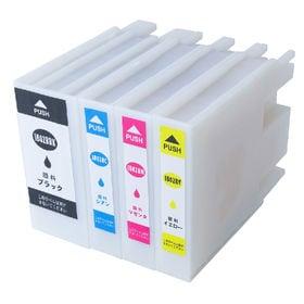 エプソンプリンター用 IB02 B 4色セット(顔料) 大容...