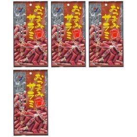 【42gX4袋】おつまみサラミ 黒田屋