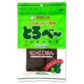 【25gX12袋X12箱=144袋】上田昆布 ソフトおしゃぶ...