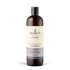 「スーキン(sukin)」オイルバランスシャンプー 500m...
