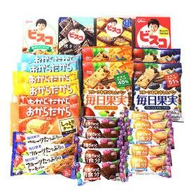 【12種・計27コ】グリコ 栄養機能菓子Zセット