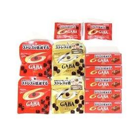 【3種・計9コ+小袋GABA2コおまけ付き】グリコ GABA...