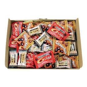 【3種・計30コ】小袋ちょこっとチョコセット