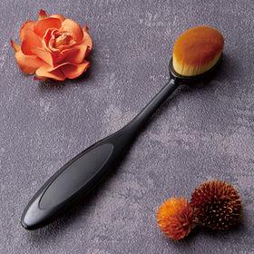 歯ブラシ型リキッドファンデブラシ(専用キャップ付)