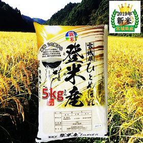 【5kg】宮城県産 ひとめぼれ精米(2019年新米)