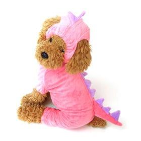 【ピンク/XS】犬 服 犬服 犬の服 つなぎ カバーオール ...