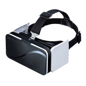 VRゴーグル(3D・折りたたみ・コンパクト・4.7~6インチ...