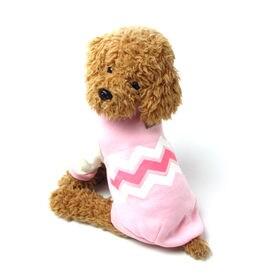 【ピンク/L】犬 服 犬服 犬の服 トレーナー ドッグウェア