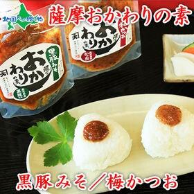 【計200g(100g×2種)】ご飯のお供 薩摩おかわりの素...