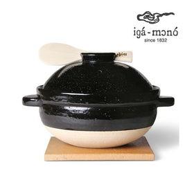 伊賀焼窯元 長谷園(ながたにえん)かまどさん  三合炊き