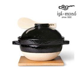伊賀焼窯元 長谷園(ながたにえん)かまどさん 二合炊き