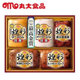 丸大食品 5種詰合せセット(MVS-555)