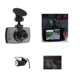 DIXIA リアカメラ付き HDドライブレコーダー DX-7...