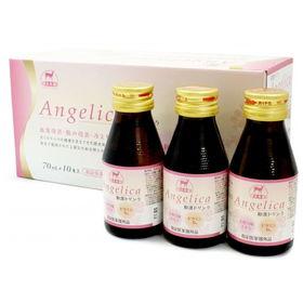 【50本】[指定医薬部外品]Angelica 和漢ドリンク ...