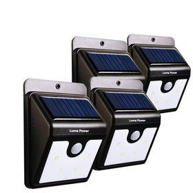 [4個セット] ソーラーセンサーライト/SY-083