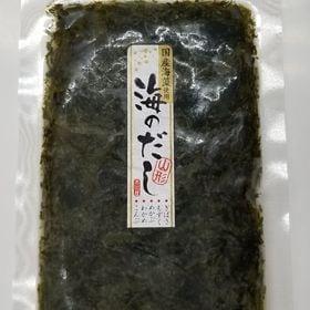 【80g×6袋】 海のだし 5種の海藻ネバネバミックス