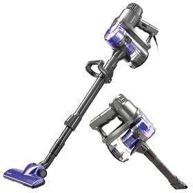 [パープル] 2in1サイクロン掃除機/SY-054-PU