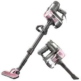 [ピンク] 2in1サイクロン掃除機/SY-054-PK