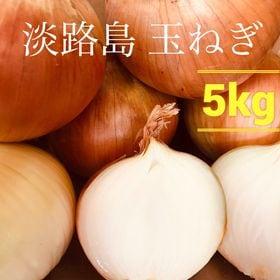 【5kg】淡路島ブランド玉ねぎ 伝家の宝玉
